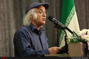 فریدون جیرانی در مراسم گرامیداشت ناصر ملک مطیعی