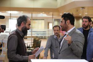 مسابقه برنده باش-محمدرضا گلزار