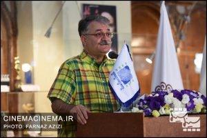 امیرشهاب رضویان در نهمین جشن مستقل فیلم کوتاه