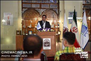 سید صادق موسوی در نهمین جشن مستقل فیلم کوتاه
