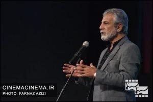 منوچهر شاهسواری در نهمین جشن مستقل فیلم کوتاه