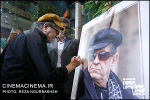 داریوش مهرجویی در آیین نکوداشت بیستمین جشن سینمای ایران