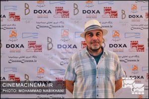 رضا عطاران در نخستین دوره جایزه آکادمی