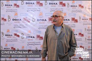 احمد طالبینژاد در نخستین دوره جایزه آکادمی