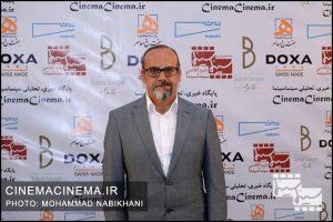 اصغر یوسفینژاد در نخستین دوره جایزه آکادمی