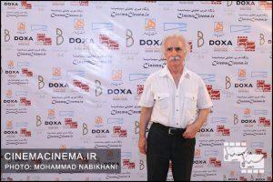 محمدرضا اصلانی در نخستین دوره جایزه آکادمی