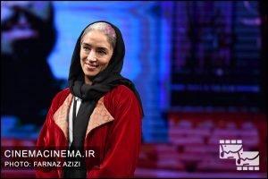 پانته آ پناهی ها در بیستمین جشن خانه سینمای ایران