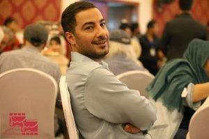 توید محمدزاده در نخستین دوره جایزه آکادمی سینماسینما