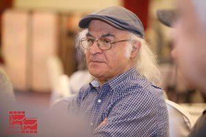 فریدون جیرانی در نخستین دوره جایزه آکادمی سینماسینما
