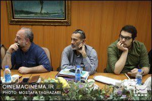 نشست خبری سومین جشنواره سراسری فیلم کوتاه موج کیش