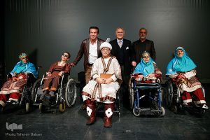 نمایش رستم و سهراب - مددجویان آسایشگاه خیریه کهریزک