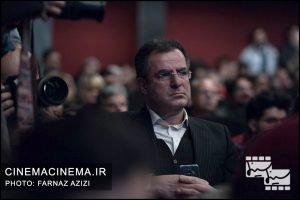 محمود گبرلو در دوازدهمین جشن منتقدان و نویسندگان سینما