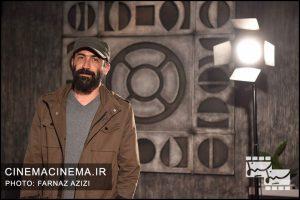 هادی حجازی فر در دوازدهمین جشن منتقدان و نویسندگان سینما