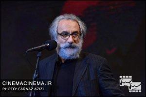 جواد طوسی در دوازدهمین جشن منتقدان و نویسندگان سینما