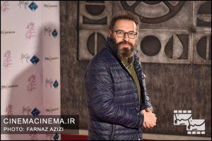 کیخسرو پورناظری در دوازدهمین جشن منتقدان و نویسندگان سینما