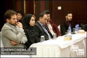 نشست رسانه ای چهارمین دوره جشنواره بین المللی فیلم پرواز