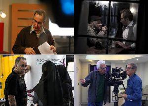 کارگردانان حاضر در جشنواره فجر