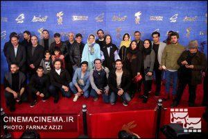همراه با جشنواره فیلم فجر در اولین روز