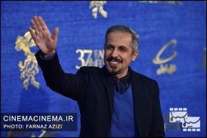 عوامل فیلم «زهر مار» در چهارمین روز سیوهفتمین جشنواره فیلم فجر