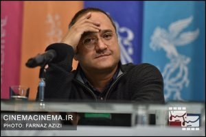 رامبد جوان در پنجمین روز سیوهفتمین جشنواره فیلم فجر