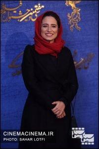 نگار جواهریان در پنجمین روز سیوهفتمین جشنواره فیلم فجر