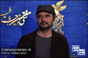 ۲۲عوامل فیلم «مسخره باز» در چهارمین روز سیوهفتمین جشنواره فیلم فجر