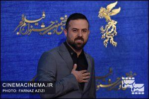 هومن سیدی در پنجمین روز سیوهفتمین جشنواره فیلم فجر