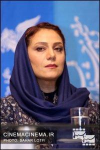 شبنم مقدمی در پنجمین روز سیوهفتمین جشنواره فیلم فجر