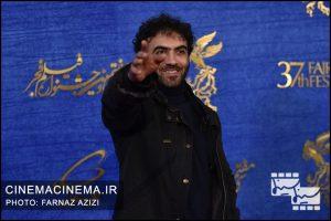 عوامل فیلم «مسخره باز» در چهارمین روز سیوهفتمین جشنواره فیلم فجر