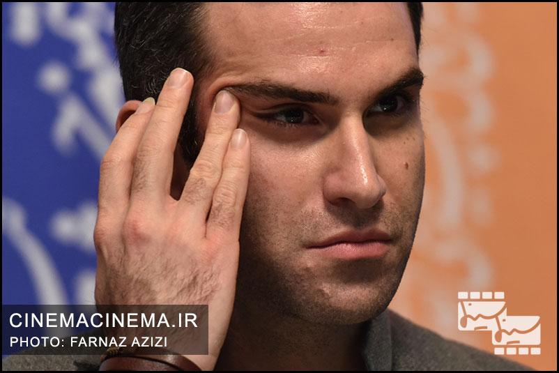 هوتن شکیبا در پنجمین روز سیوهفتمین جشنواره فیلم فجر