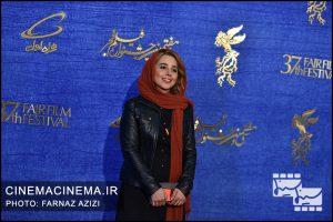 عوامل فیلم «پالتو شتری» در هفتمین روز سیوهفتمین جشنواره فیلم فجر