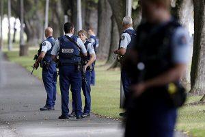 حمله تروریستی نیوزلند