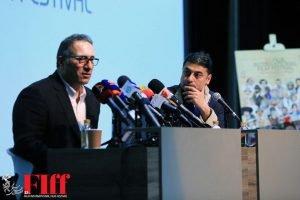 نشست خبری سی و هفتمین جشنواره جهانی فیلم فجر (۴)