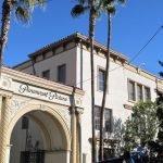 ورودی استودیوی پارامونت در لسآجلس.
