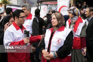 جمعآوری کمکهای مردم و هنرمندان برای سیلزدگان