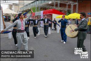 افتتاحیه سی و هفتمین جشنواره جهانی فیلم فجر
