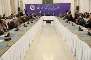 مراسم افطار رئیس جمهور