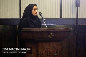 نشست خبری حسین انتظامی، رییس سازمان سینمایی