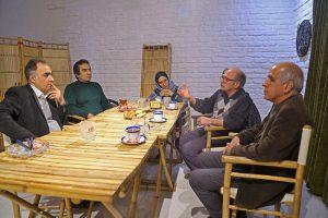 مستندسازان چهرههای ایرانی