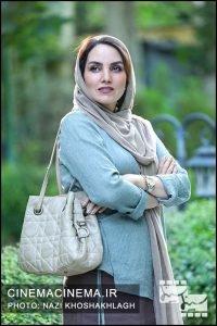 مرجان شیرمحمدی در اکران ویژهی «رضا»
