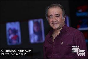 حبیب اسماعیلی در اکران خصوصی فیلم سرکوب