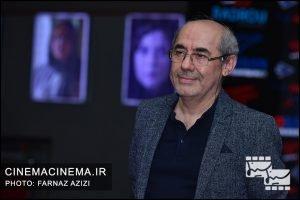 کمال تبریزی در اکران خصوصی فیلم سرکوب