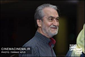 مجید انتظامی در اکران خصوصی فیلم «قصر شیرین»
