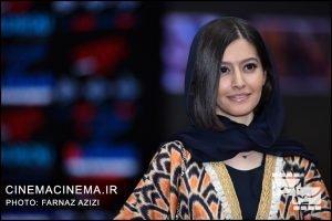 پردیس احمدیه در اکران خصوصی فیلم سرکوب