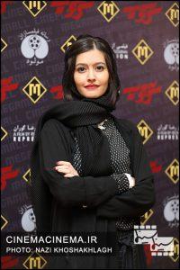 پردیس احمدیه در اکران مردمى فیلم سرکوب