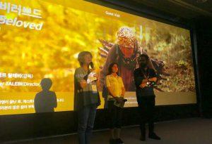 فیلم مستند دلبند-یاسر طالبی