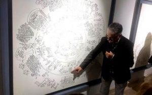 نمایشگاه «۵۷ تا ۶۷ به روایت امیرشهاب رضویان»
