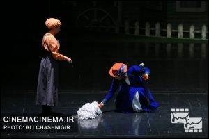 نمایش «مریپاپینز»
