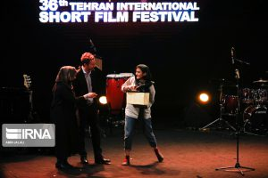 اختتامیه جشنواره فیلم کوتاه تهران