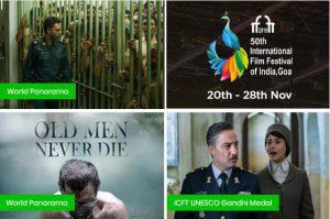 متری شیش و نیم و سرخپوست در جشنواره فیلم هند